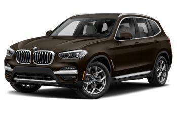 2020 BMW X3 PHEV - Terra Brown Metallic