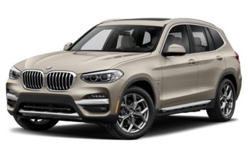2021 BMW X3 PHEV - Sunstone Metallic