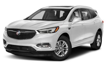 2020 Buick Enclave - White Frost Tricoat