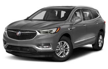2021 Buick Enclave - Satin Steel Metallic
