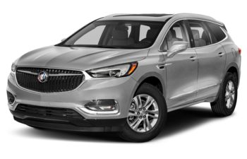 2021 Buick Enclave - Quicksilver Metallic