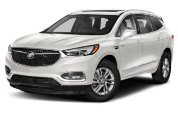2021 Buick Enclave - Summit White