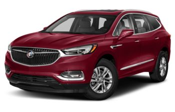 2021 Buick Enclave - Red Quartz Metallic