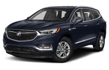 2020 Buick Enclave - Dark Moon Blue Metallic
