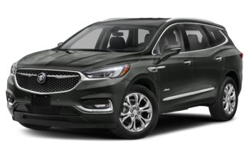 2020 Buick Enclave - Dark Slate Metallic