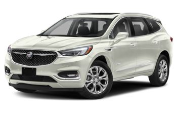 2021 Buick Enclave - White Frost Tricoat