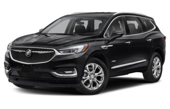 2021 Buick Enclave - Ebony Twilight Metallic