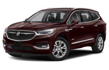 2020 Buick Enclave - Rich Garnet Metallic