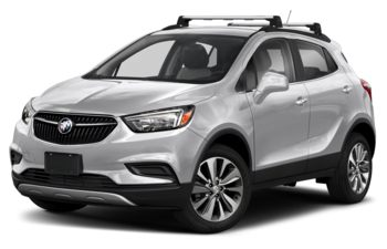 2020 Buick Encore - Quicksilver Metallic