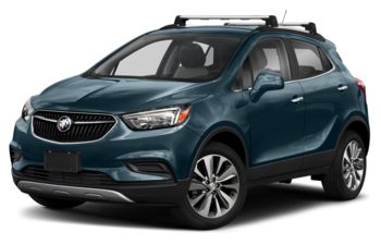 2020 Buick Encore - Deep Azure Metallic