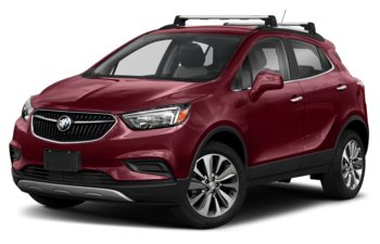 2020 Buick Encore - Winterberry Red Metallic