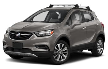 2020 Buick Encore - Satin Steel Metallic