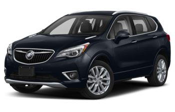 2020 Buick Envision - Dark Moon Blue Metallic