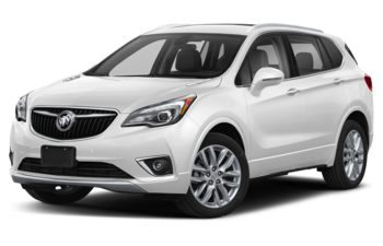 2020 Buick Envision - Summit White