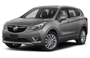 2020 Buick Envision - Satin Steel Metallic