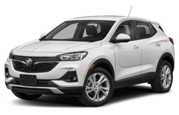2021 Buick Encore GX - Summit White