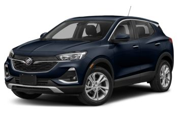 2021 Buick Encore GX - Dark Moon Blue Metallic