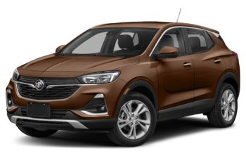 2020 Buick Encore GX - Burnished Bronze Metallic