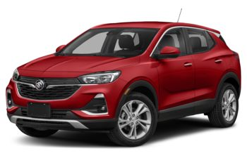 2021 Buick Encore GX - Chili Red Metallic
