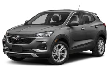 2021 Buick Encore GX - Satin Steel Metallic