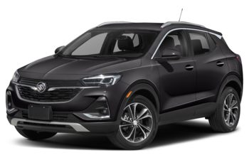 2021 Buick Encore GX - Black Currant Metallic