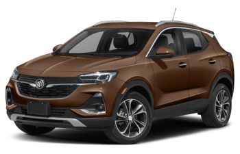 2021 Buick Encore GX - Burnished Bronze Metallic