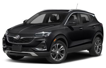 2021 Buick Encore GX - Ebony Twilight Metallic