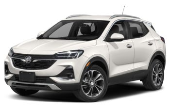 2020 Buick Encore GX - White Frost Tricoat