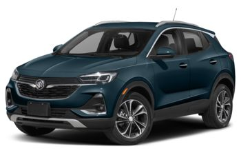 2021 Buick Encore GX - Deep Azure Metallic