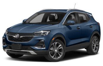 2022 Buick Encore GX - Sapphire Metallic