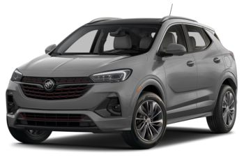 2020 Buick Encore GX - Satin Steel Metallic