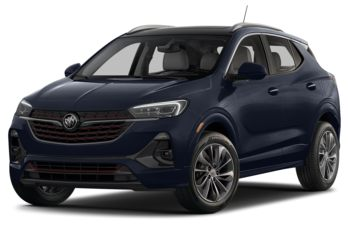 2020 Buick Encore GX - Dark Moon Blue Metallic