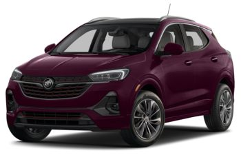 2020 Buick Encore GX - Black Currant Metallic