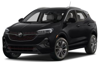 2020 Buick Encore GX - Ebony Twilight Metallic
