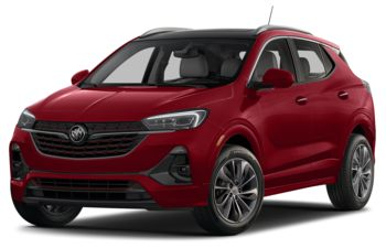 2020 Buick Encore GX - Chili Red Metallic