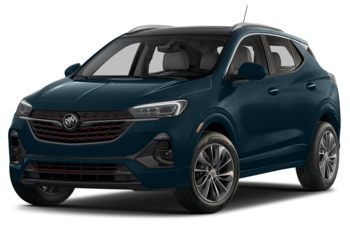 2020 Buick Encore GX - Deep Azure Metallic