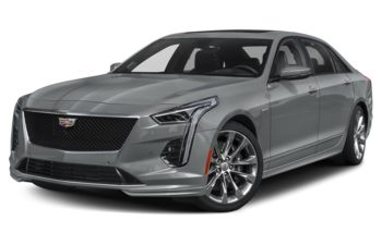 2020 Cadillac CT6-V - Satin Steel Metallic