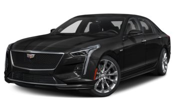 2020 Cadillac CT6-V - Black Raven