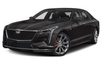 2020 Cadillac CT6-V - Manhattan Noir Metallic