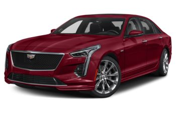2020 Cadillac CT6-V - Red Horizon Tintcoat