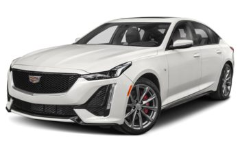 2021 Cadillac CT5 - Crystal White Tricoat