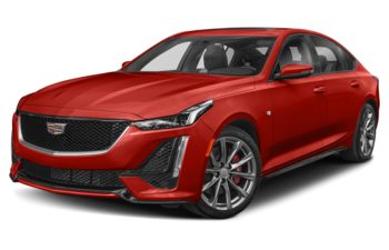 2021 Cadillac CT5 - Velocity Red