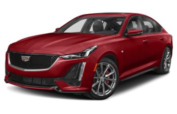 2020 Cadillac CT5 - Red Obsession Tintcoat