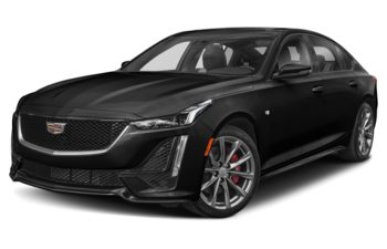 2021 Cadillac CT5 - Black Raven