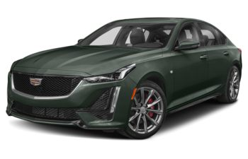 2021 Cadillac CT5 - Evergreen Metallic