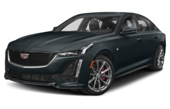 2021 Cadillac CT5 - Shadow Metallic