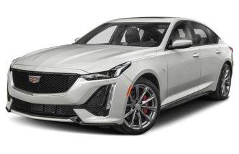 2021 Cadillac CT5 - Garnet Metallic