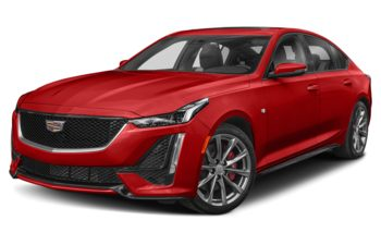 2021 Cadillac CT5 - Rift Metallic
