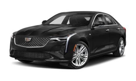 2021 Cadillac CT4 Luxury