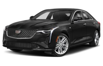 2020 Cadillac CT4 - Black Raven